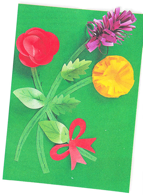 День ашура, урок изготовление открытки на 8 марта 4 класс