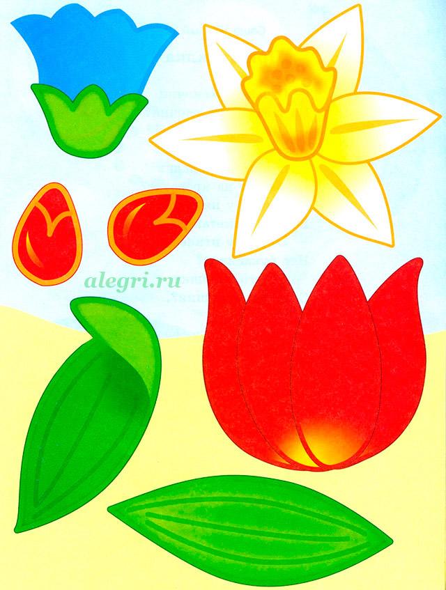 Шаблоны к 8 марта своими руками в детском саду, открытка