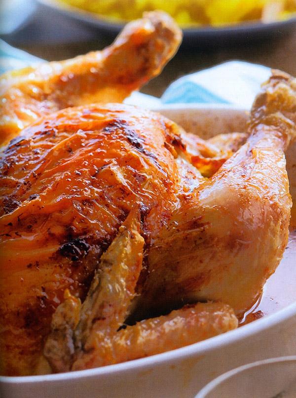 Курица в духовке (более 100 рецептов с фото) - рецепты с фотографиями на Поварёнок.ру