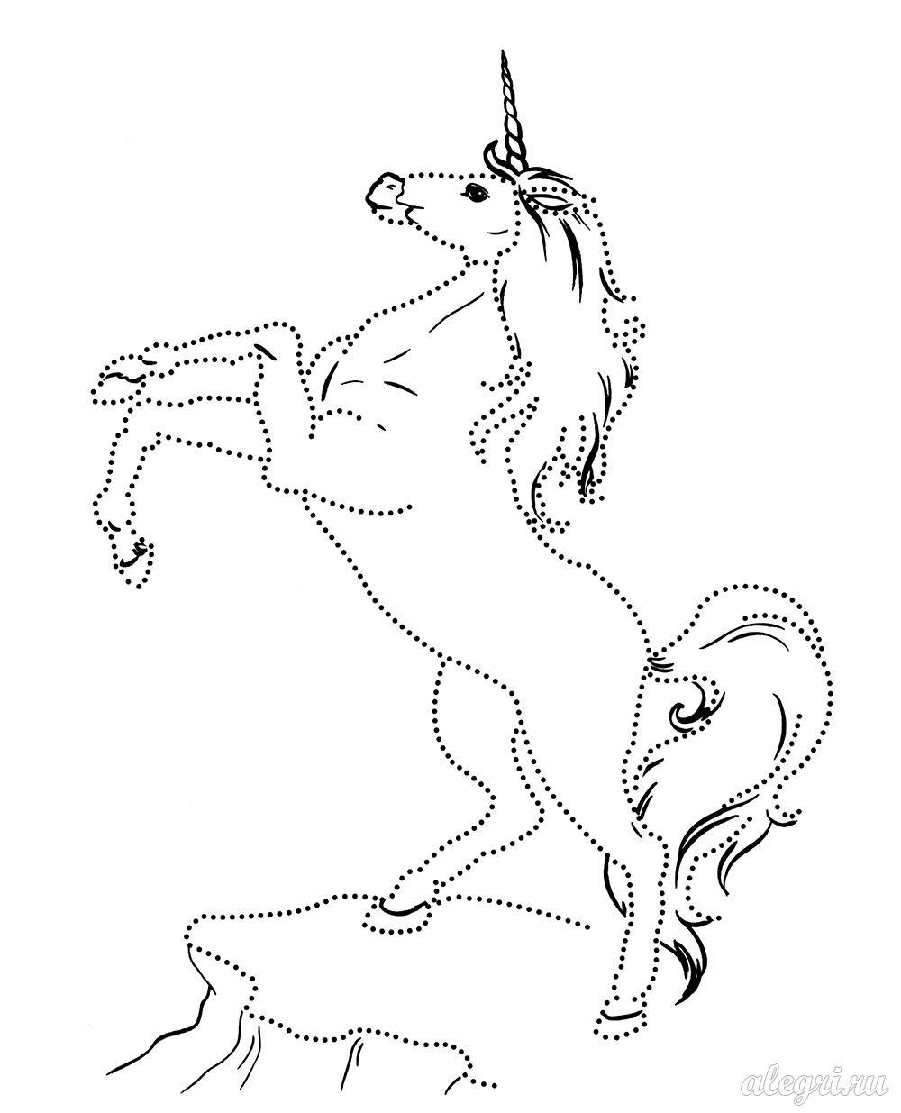 раскраски для детей лошади скачать бесплатно