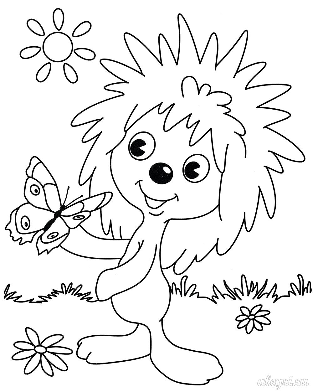 раскраски для детей 5 6 лет распечатать бесплатно