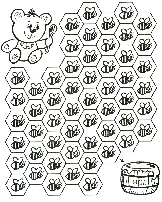 Раскраски с заданиями для детей от 3 лет