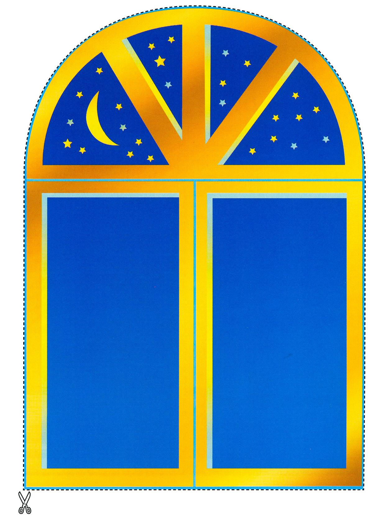 Картинки для детей младшего возраста рисунок шаблон окно