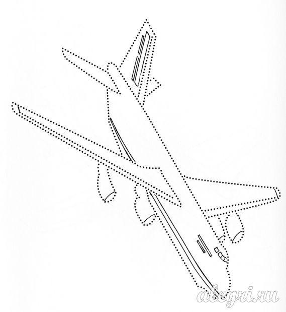 Раскраски Самолеты распечатать