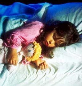 Почему ребёнок плохо спит