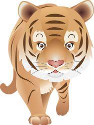 Тигр. Характеристика людей, рожденных в год Тигра