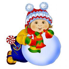 Зимние развлечения и забавы для детей 3-5 лет