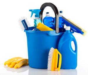 Генеральная уборка. Как легче вести домашнее хозяйство