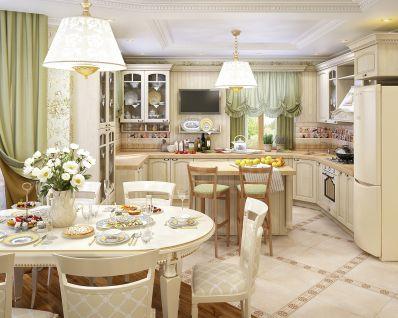 article3438 Кухня по фен шуй - правила расположения и оформления комнаты