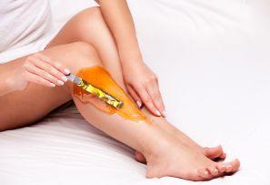 Секреты удаления волос с ног