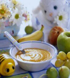 Первая еда для малыша. Какие продукты лучше давать в качестве прикорма малышу?