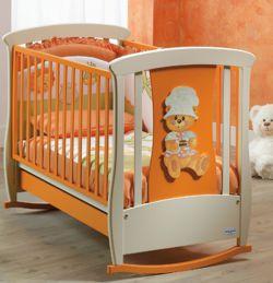 Покупаем кроватку для малыша